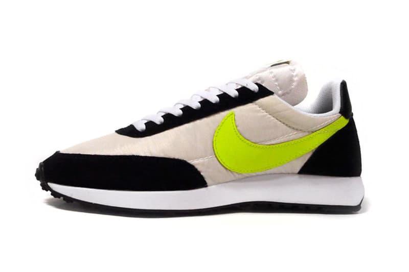 Nike 推出 Air Tailwind 79 全新「White/Volt」配色