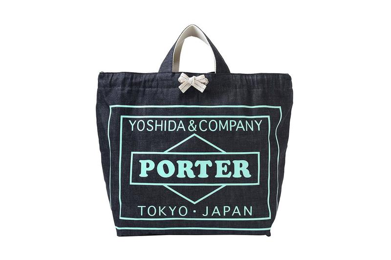 Porter 推出超巨體 Logo Newspaper Bag