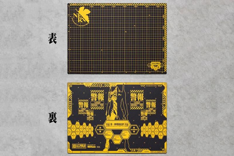 A.T.FIELD Work Brand x OLFA 推出《新世紀福音戰士》美術切割工具套裝組合