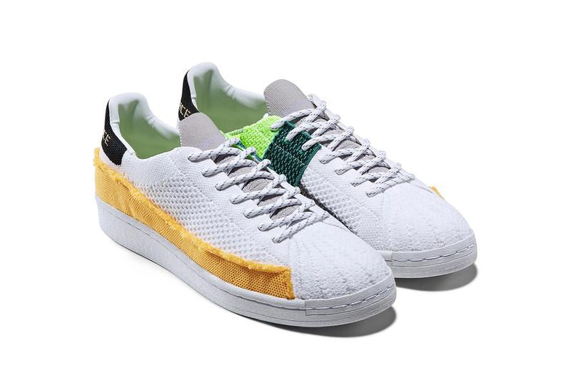 adidas 推出全新 Pharrell Williams Superstar 聯乘鞋款
