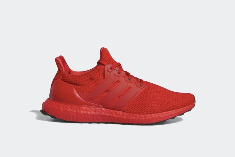 adidas UltraBOOST 推出全新「Scarlet」配色