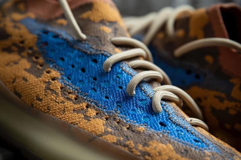 adidas YEEZY BOOST 380「Blue Oat」將會延期推出