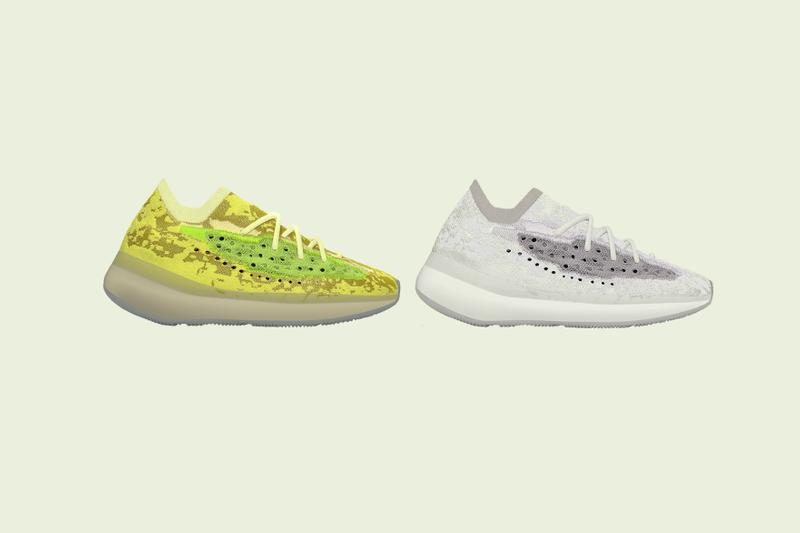 adidas YEEZY BOOST 380 全新 Glow In Dark 配色鞋款曝光