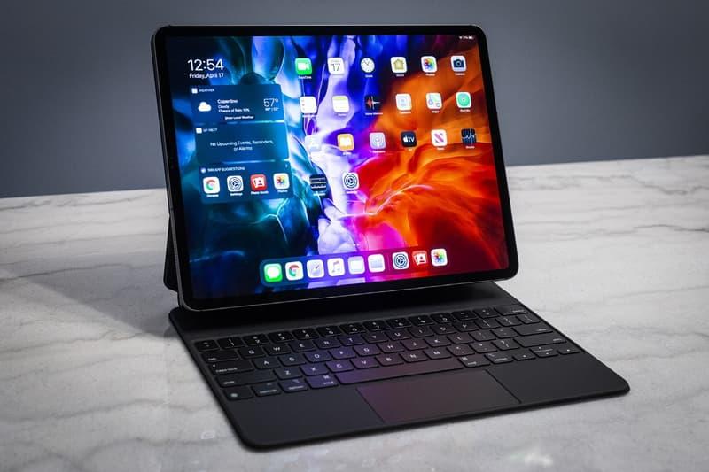 消息稱 2021 年全新 Apple iPad Pro 或將支援 5G 規格