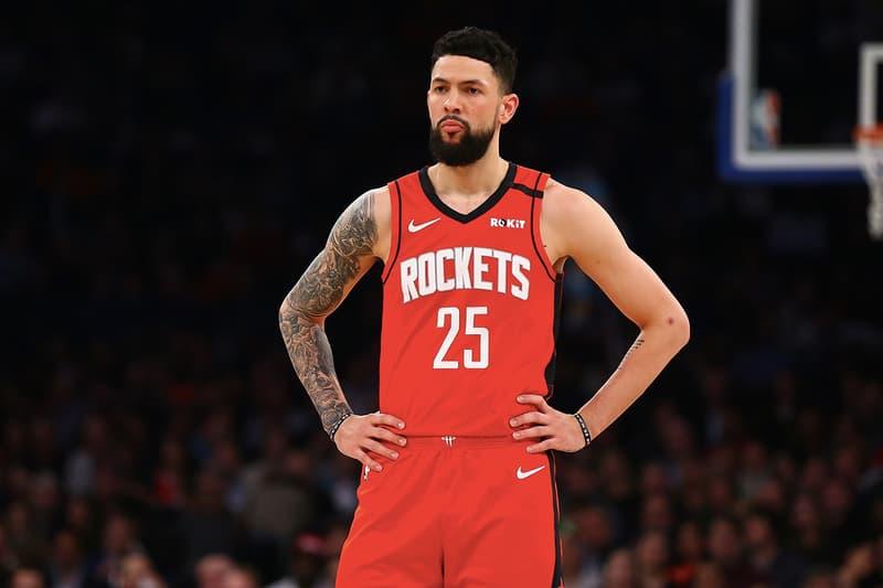 Austin Rivers 回應 Kyrie Irving 抵制 NBA 復賽言論