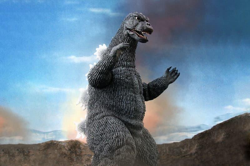 Bandai 復刻推出 1975 年東寶版本 Godzilla 模型開放預訂