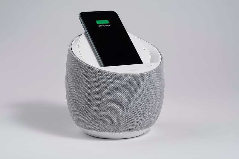 Belkin 首度攜手 Devialet 推出無線充電型 Hi-Fi 智慧揚聲器