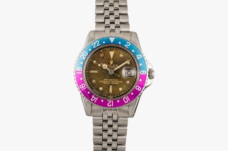 Bob's Watches 舉辦總價值 $100 萬美元 Vintage Rolex 腕錶拍賣