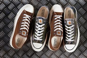 Picture of 人氣回歸!Carhartt WIP x Converse 聯名鞋款 Chuck 70 重新補貨發售