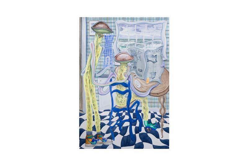 WOAW Gallery x Case Studyo 呈獻 Charlie Roberts《SANDWORM》期間限定畫廊