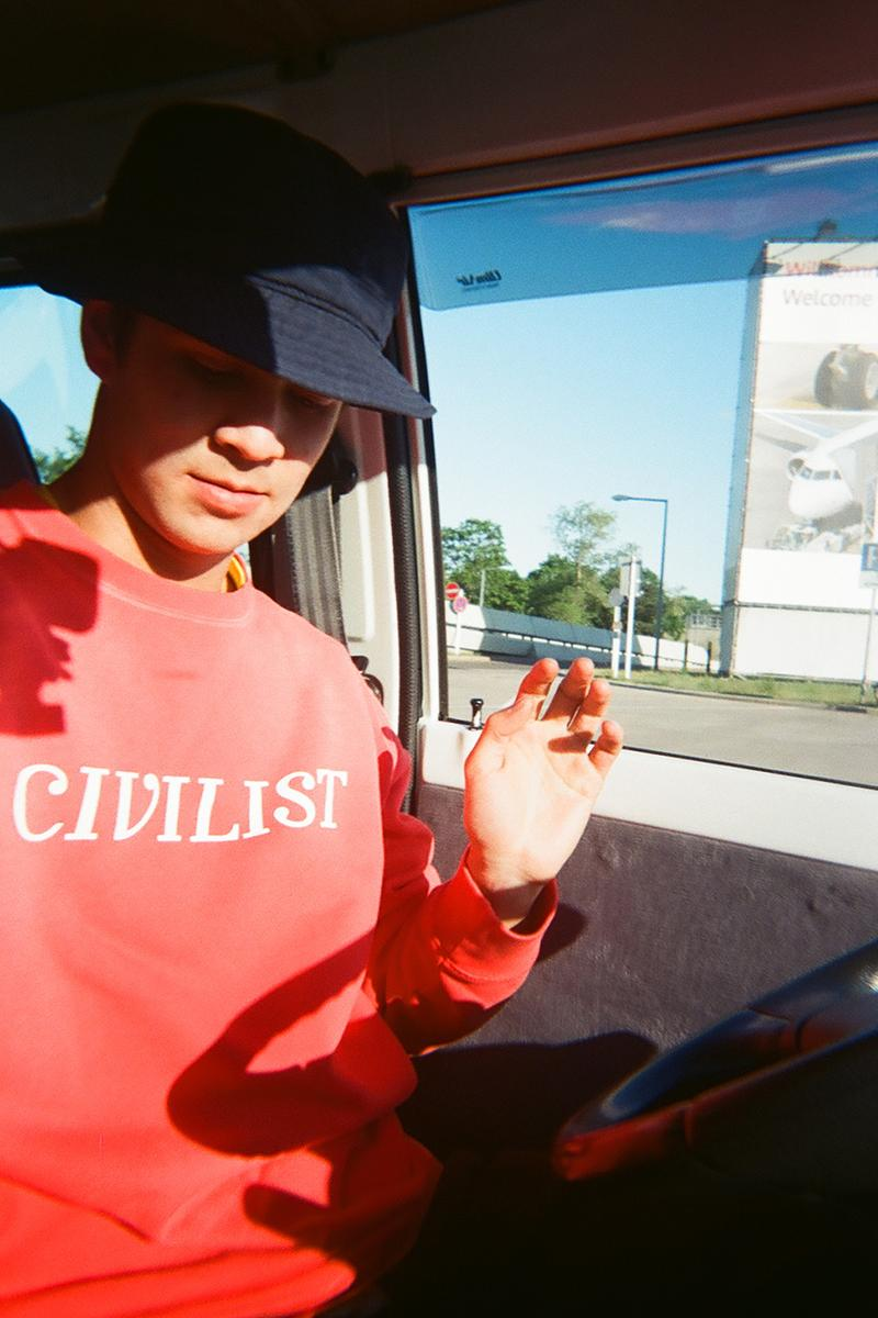 Civilist 2020 夏季系列 Lookbook 正式發佈