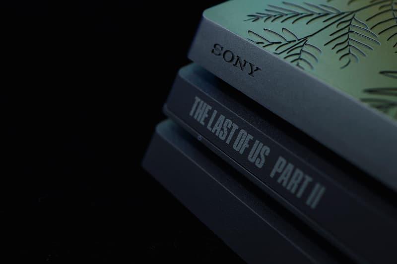 搶先近賞 Sony PlayStation®4《The Last of Us™ Part II》限定版套裝