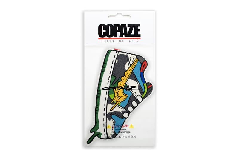 Copaze 推出全新「Chunky Dunky」香精片及地氈