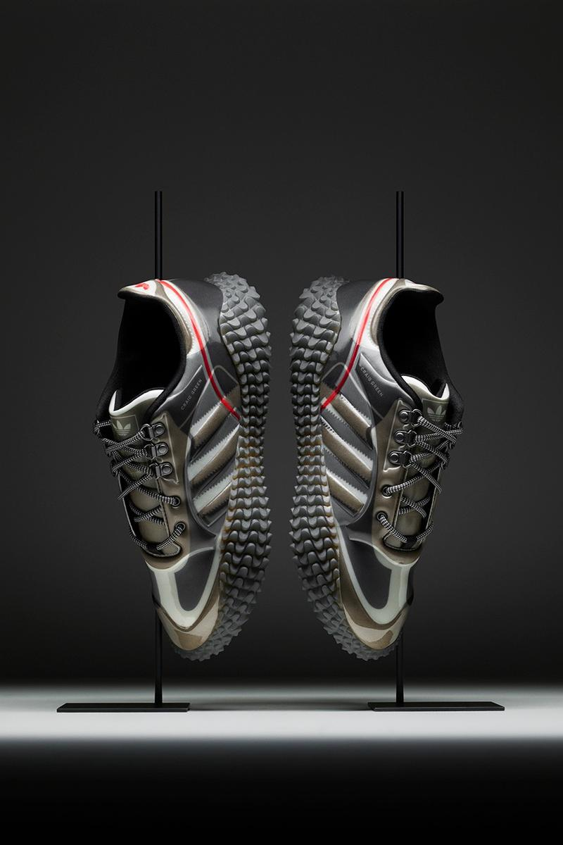 adidas Originals by Craig Green 第二回聯名系列鞋款正式登場