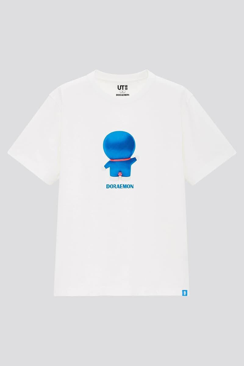UNIQLO UT x《DORAEMON》推出致賀 50 周年紀念 T-Shirt 系列