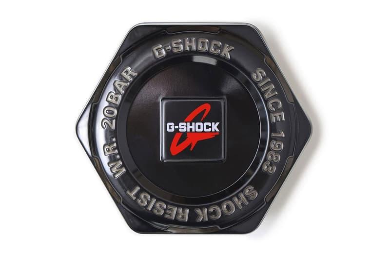 G-Shock x Eastlogue 全新聯乘 DW-6900 腕錶發佈