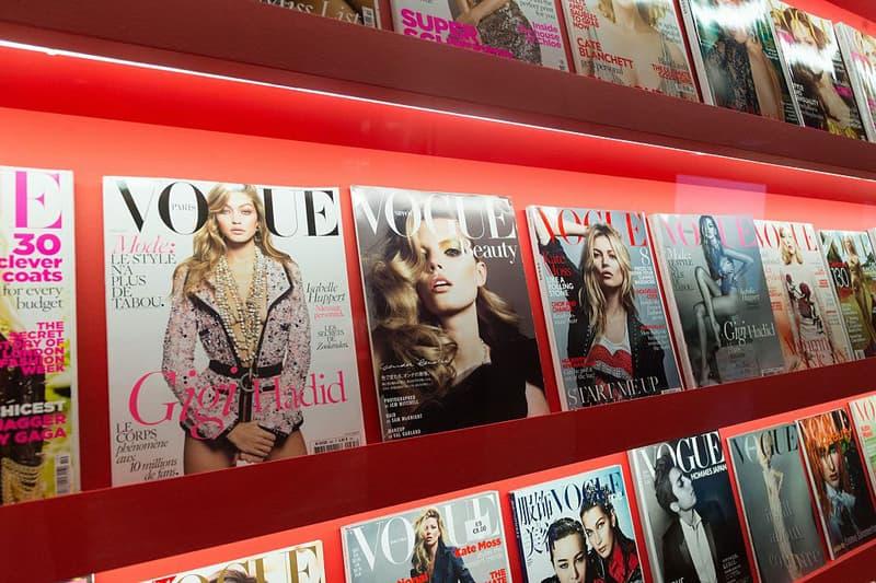 時尚潮流雜誌相關產業因疫情更加急遽沒落