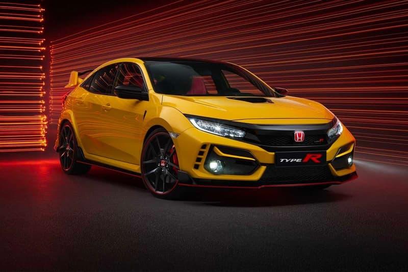 Honda 全新 Civic Type R Limited Edition 車型於加拿大上市 4 分鐘極速售罄