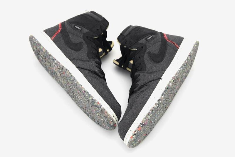 Air Jordan 1 High Zoom 全新「Space Hippie」環保概念鞋款