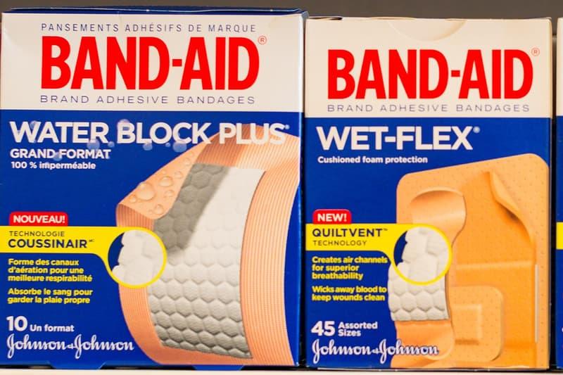 BAND-AID® 宣佈將會推出不同膚色版本繃帶布