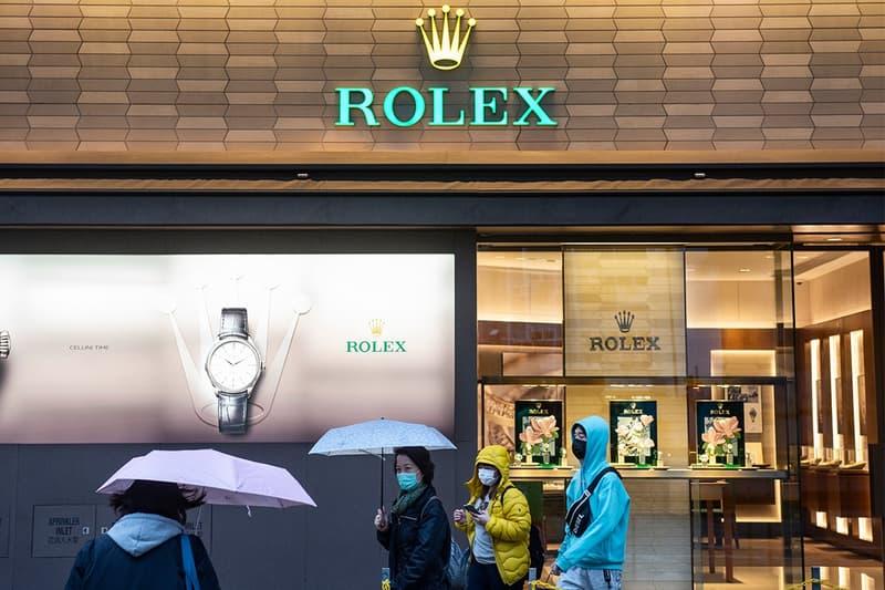 雪崩式下跌-瑞士鐘錶 3 月份出口數字按年跌 43%
