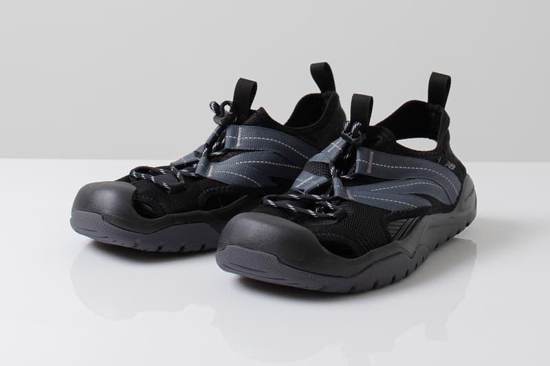 韓國 New Balance 推出 CRV-COVE 戶外混種涼鞋款式
