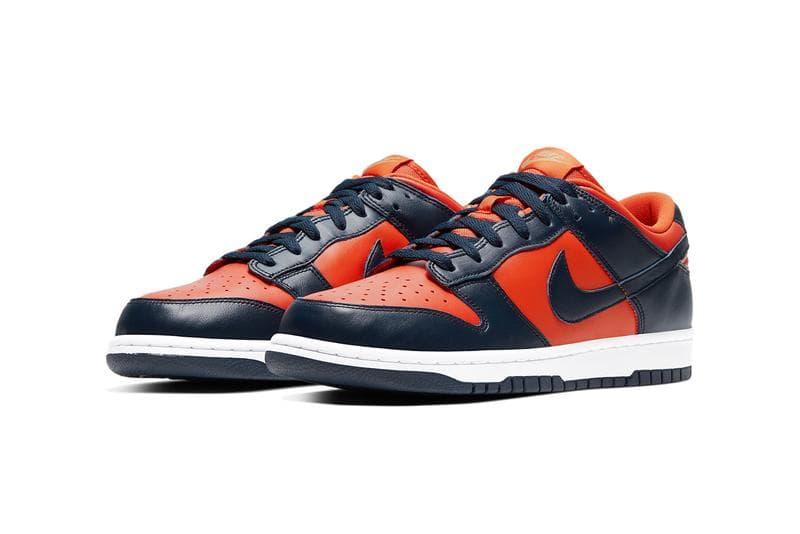 Nike Dunk Low「Champ Color」配色鞋款香港區抽籤情報公開