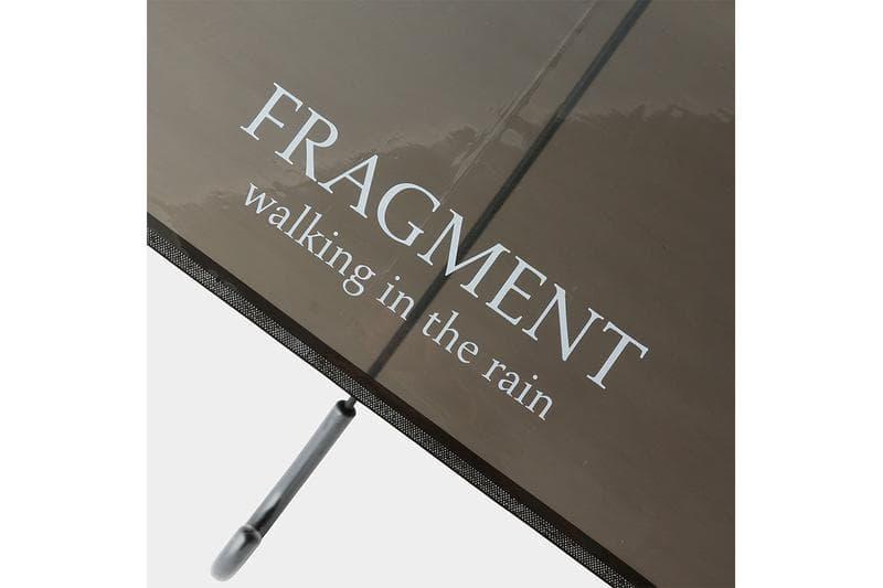 THE CONVENI 推出 fragment design 便利店雨傘