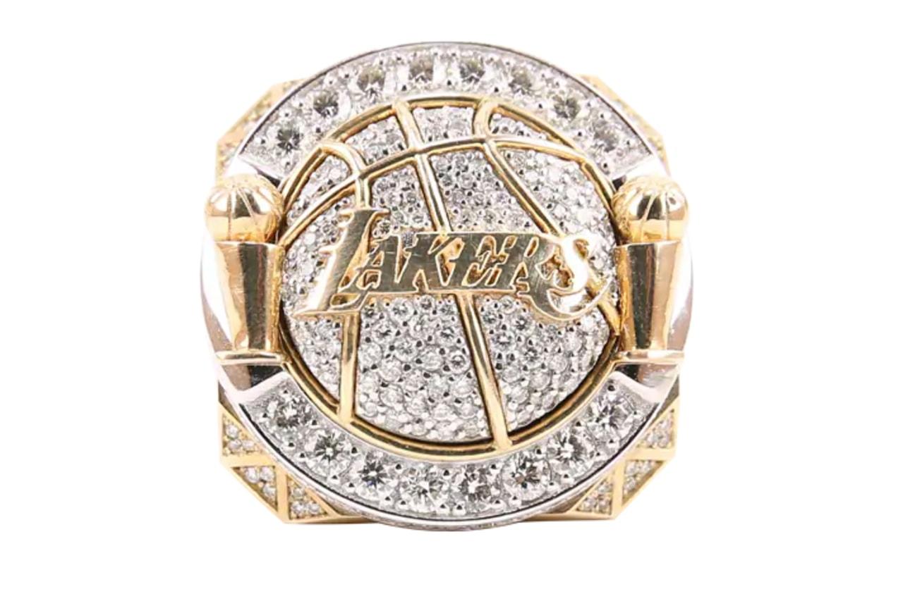 HYPEBEAST 回顧 Kobe Bryant 生涯 5 枚「總冠軍戒指」之背後故事