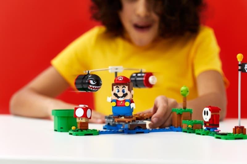LEGO 再追加 Super Mario 聯乘積木玩具模型補充包