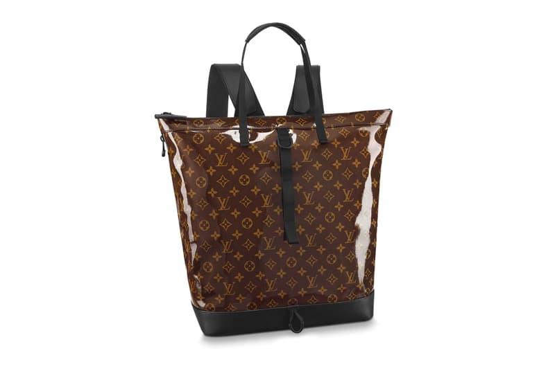 Louis Vuitton 推出高光澤 Monogram Glaze 拉鍊 Tote 袋包