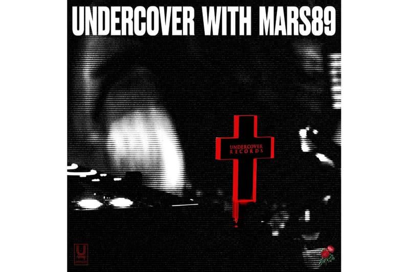 UNDERCOVER 攜手 Mars89 推出 LED 亮光別注 USB 隨身碟