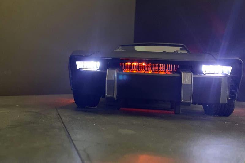 率先預覽 DC 新版《The Batman》蝙蝠車清晰全貌