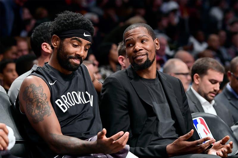 消息稱 Kevin Durant 和 Kyrie Irving 將缺席 NBA 復賽