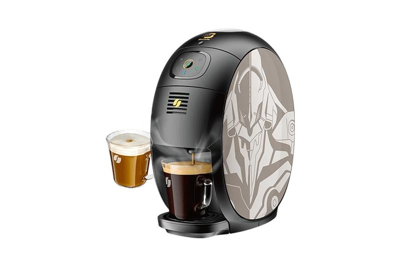 Nestlé x《新世紀福音戰士 Evangelion》聯名咖啡機台即將發售