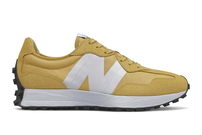 New Balance 327 帶來夏季全新黃調配色
