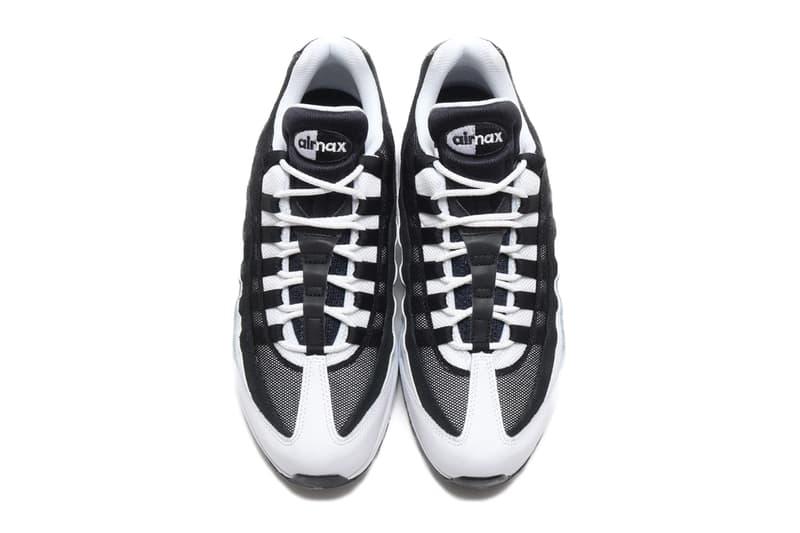 Nike 推出陰陽配色 Air Max 95 鞋款系列
