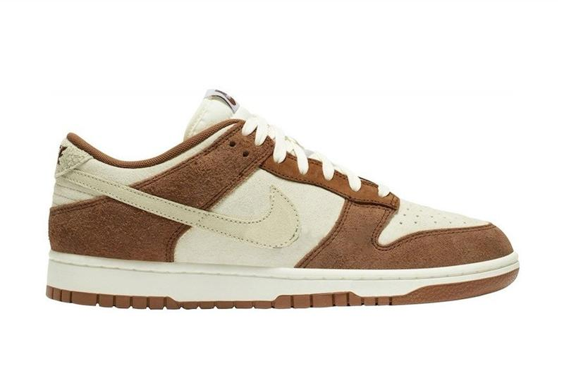 Nike Dunk Low PRM 全新配色「Animal Pack」與「Medium Curry」曝光