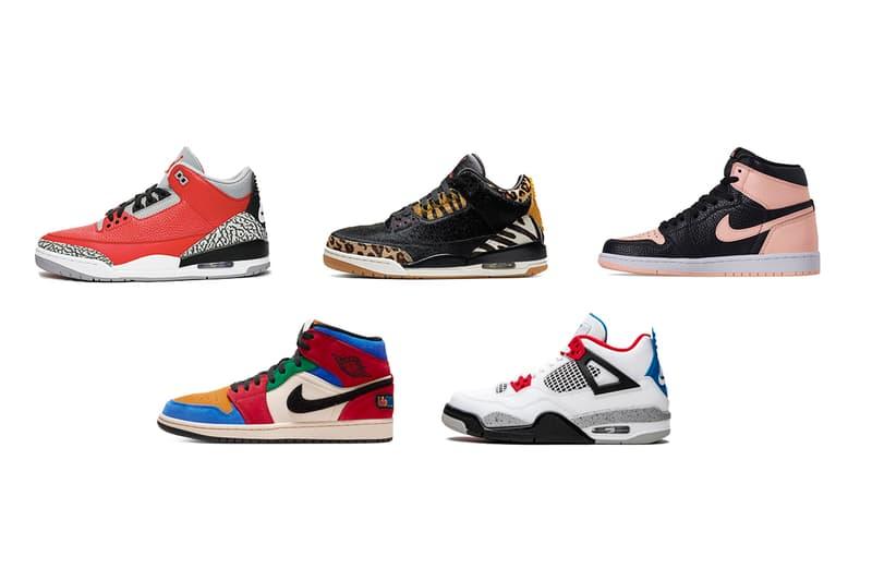 Nike 線上商店釋出 Air Jordan 鞋款補貨預告