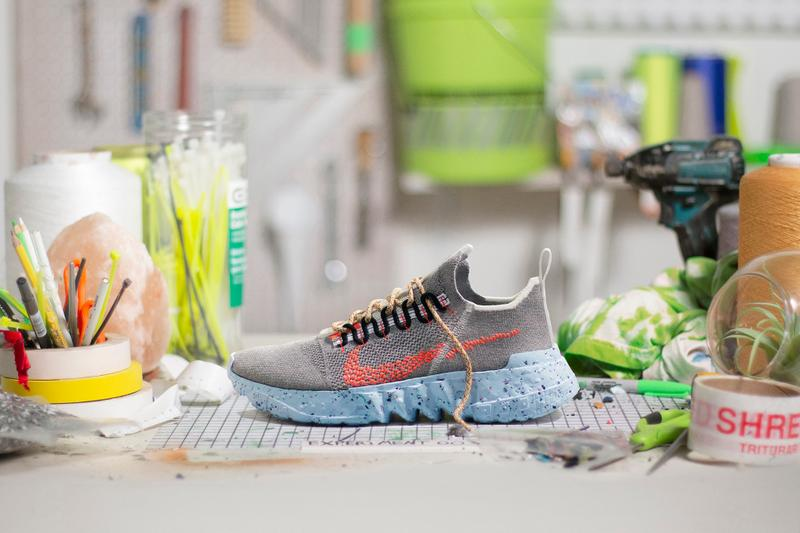 Nike 環保概念「Space Hippie」系列香港區上架情報