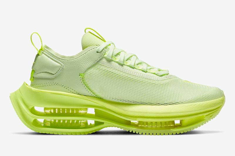 Nike 推出全新科技鞋款 Nike Zoom Double Stacked