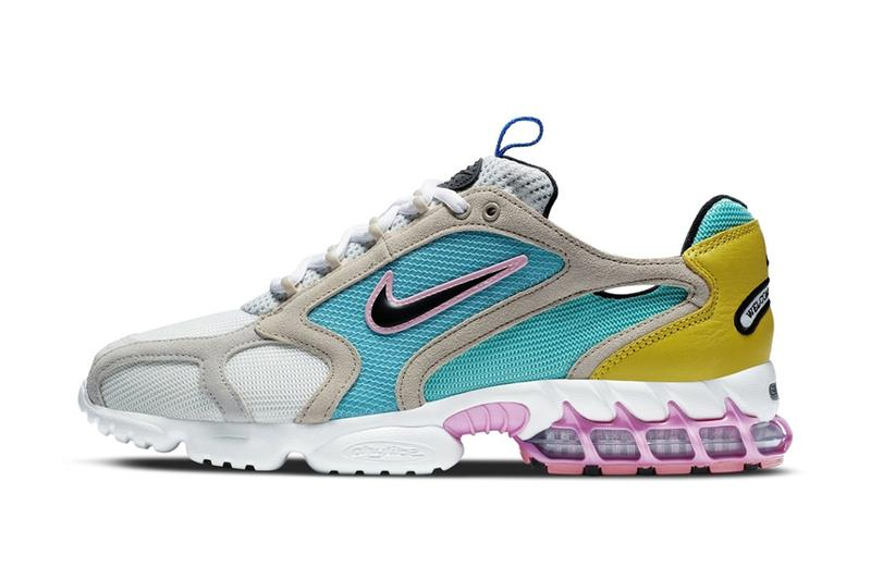 Nike Zoom Spiridon Cage 2 全新配色「Welcomes The World」官方圖輯公開