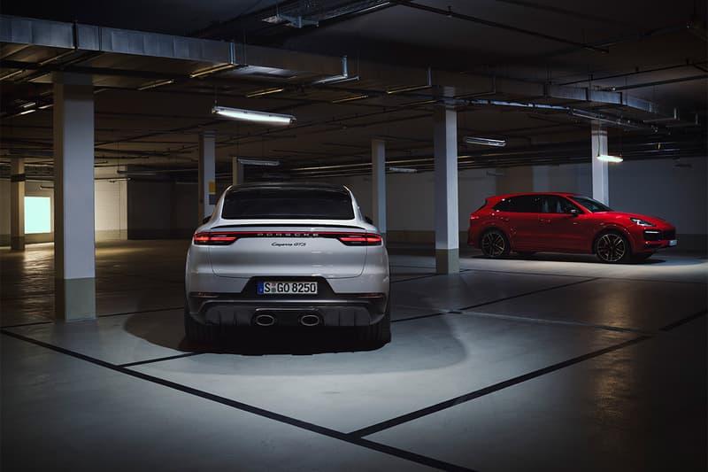 Porsche 發表全新 Cayenne GTS 和 Cayenne GTS Coupé 車型