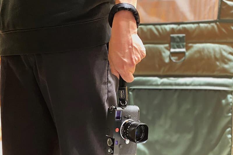 PORTER 推出「PX TANKER」系列相機帶