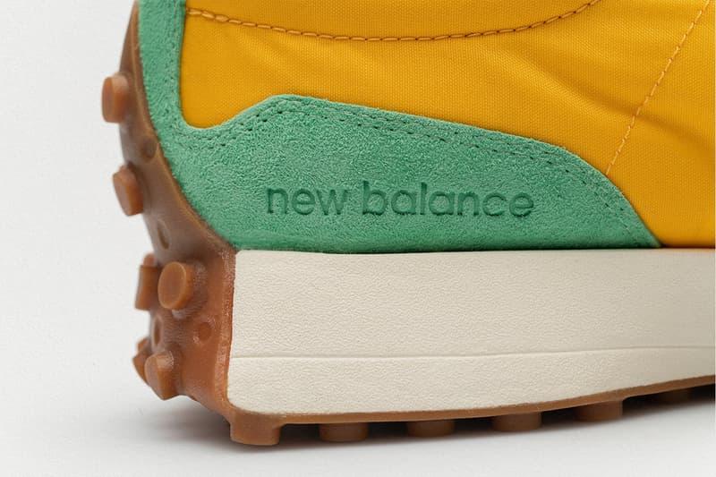 New Balance 327 x size? 全新聯乘系列官方圖輯釋出