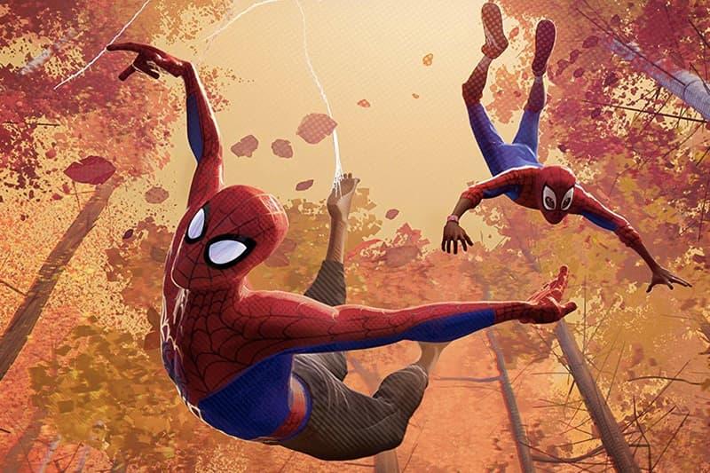 《蜘蛛俠:跳入蜘蛛宇宙》續集動畫電影釋出宣傳短片揭示製作啟動