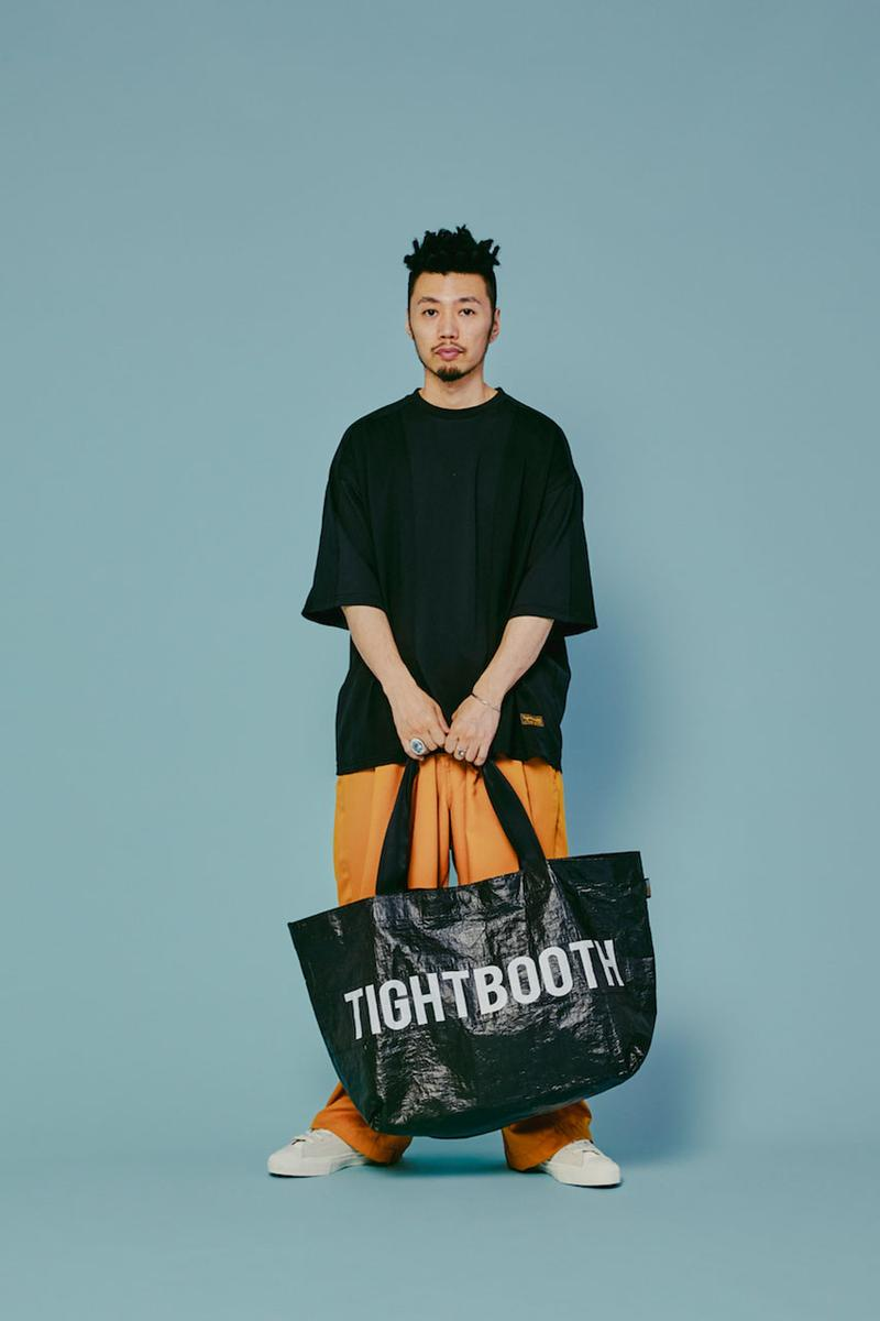 TIGHTBOOTH 2020 夏季系列 Lookbook 正式發佈