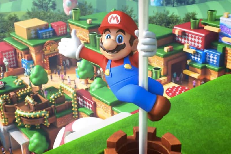 日本環球影城「Super Nintendo World」全新主題園區宣佈延期開幕