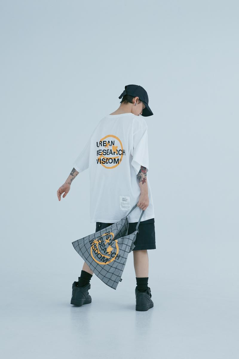WISDOM® X URBAN RESEARCH 2020 最新聯名系列 ft. MING YU