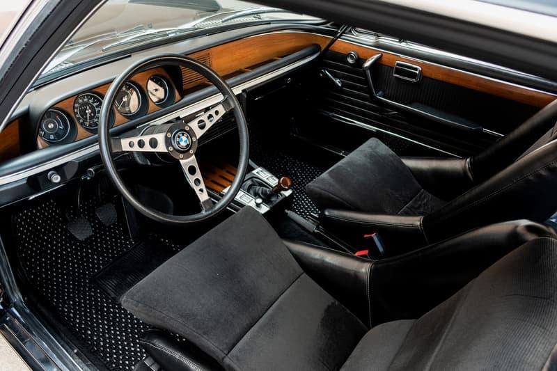 極罕 1972 年 BMW 3.0 CSL「Batmobile」進行拍賣